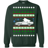 Corvette C4 ugly Christmas Sweater sweatshirt