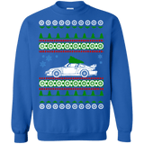 Porsche 993 911 Ugly Christmas Sweater
