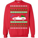 Mazda miata NC 2010 ugly christmas sweater