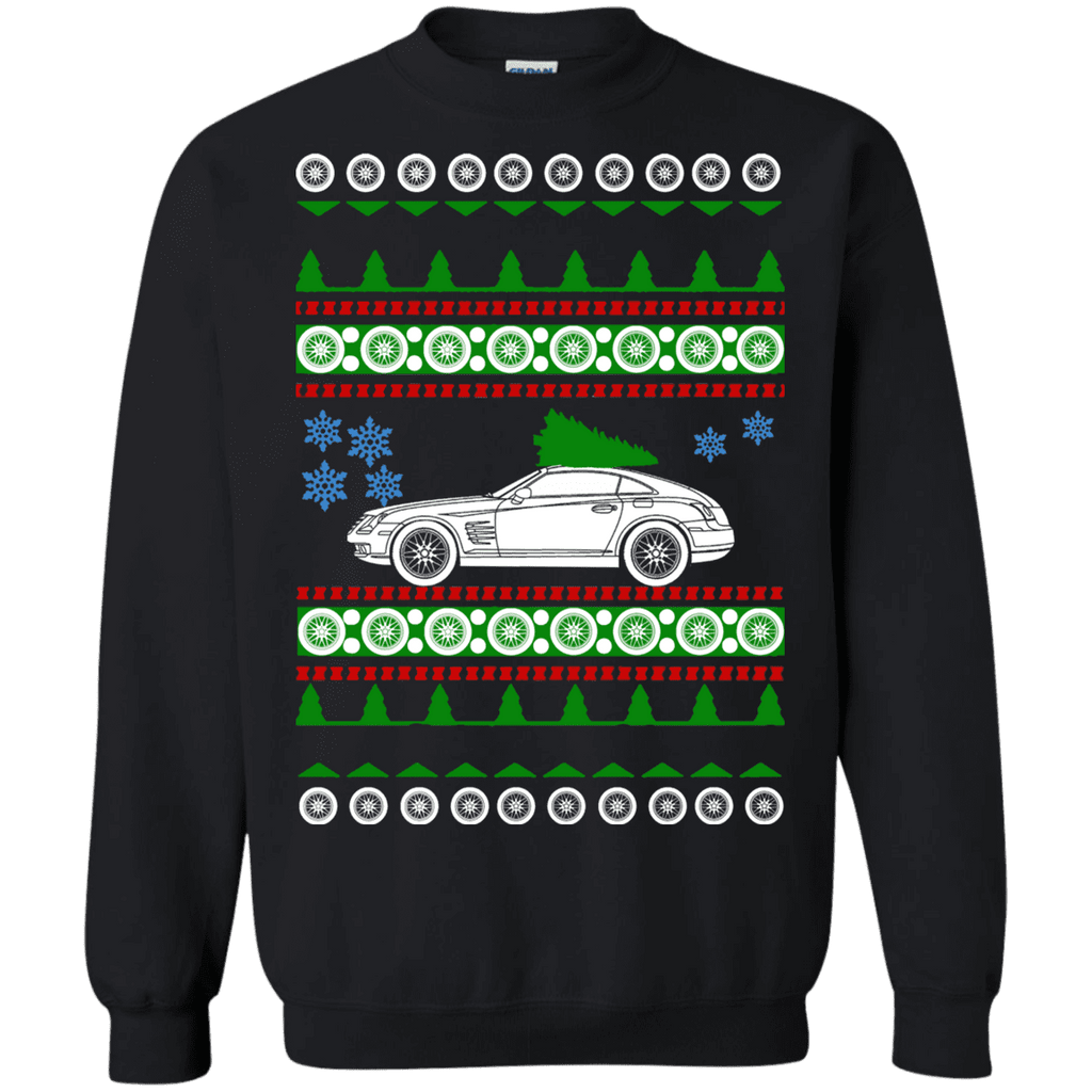Chrysler Crossfire 2005 Ugly Christmas Sweater