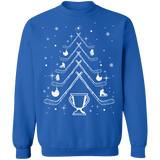 Hockey Ugly Christmas Sweater sweatshirt