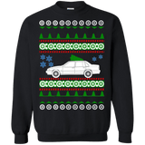 Volvo 960 Sedan Ugly Christmas Sweater sweatshirt