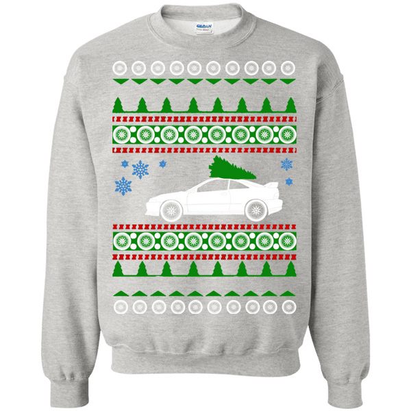 Acura Integra JDM 3rd Gen Ugly Christmas Sweater