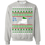 Ford Model T Ugly Christmas Sweater