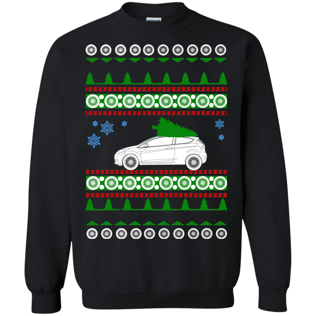 Ford Fiesta ST Ugly Christmas Sweater sweatshirt