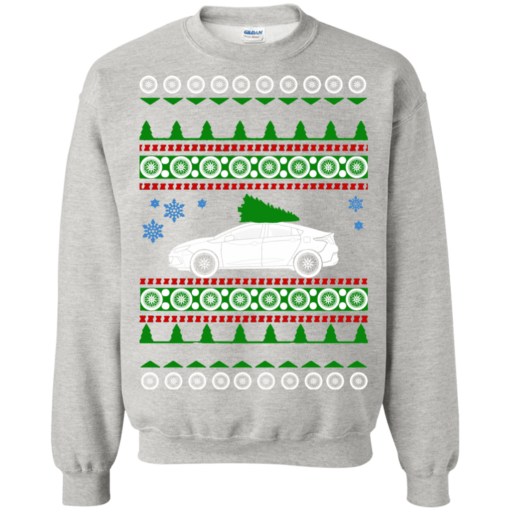 Chevy 2017 Ugly Christmas Sweater