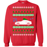 Sports Car 2020 Toyota Supra Ugly Christmas Sweater sweatshirt