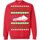Acura Integra 2nd Generation Ugly Christmas Sweater