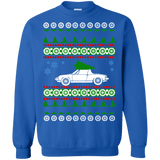 German Car Porsche style 914 Ugly Christmas Sweater