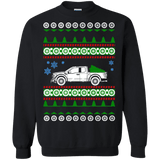 Ford Raptor F150 Ugly Christmas Sweater truck