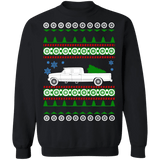 Ford F350 Extended cab ugly christmas sweater sweatshirt