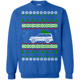 Land Cruiser 80 ugly christmas sweater
