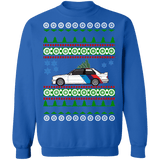 German Car like E30 M3 BMW Ugly Christmas Sweater new version 3