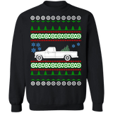 Truck 1984 Ford F150 ugly christmas sweater