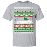 Mustang Shelby GT350R Ugly Christmas T-shirt