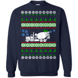 Cement Mixer Truck Driver Ugly Christmas Sweater sweatshirt