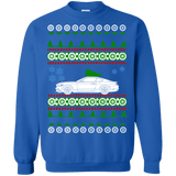 Ford Mustang 2018 Ugly Christmas Sweater sweatshirt