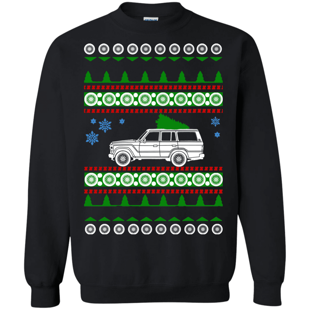 Land Cruiser 60 ugly christmas sweater sweatshirt