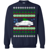BMW 325i 2003 4 door Ugly Christmas Sweater sweatshirt