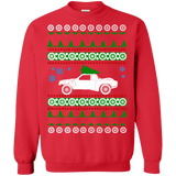 Toyota  trophy truck ugly christmas sweater