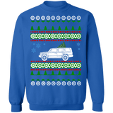 SUV Jeep Commander 2010 Ugly Christmas Sweater sweatshirt