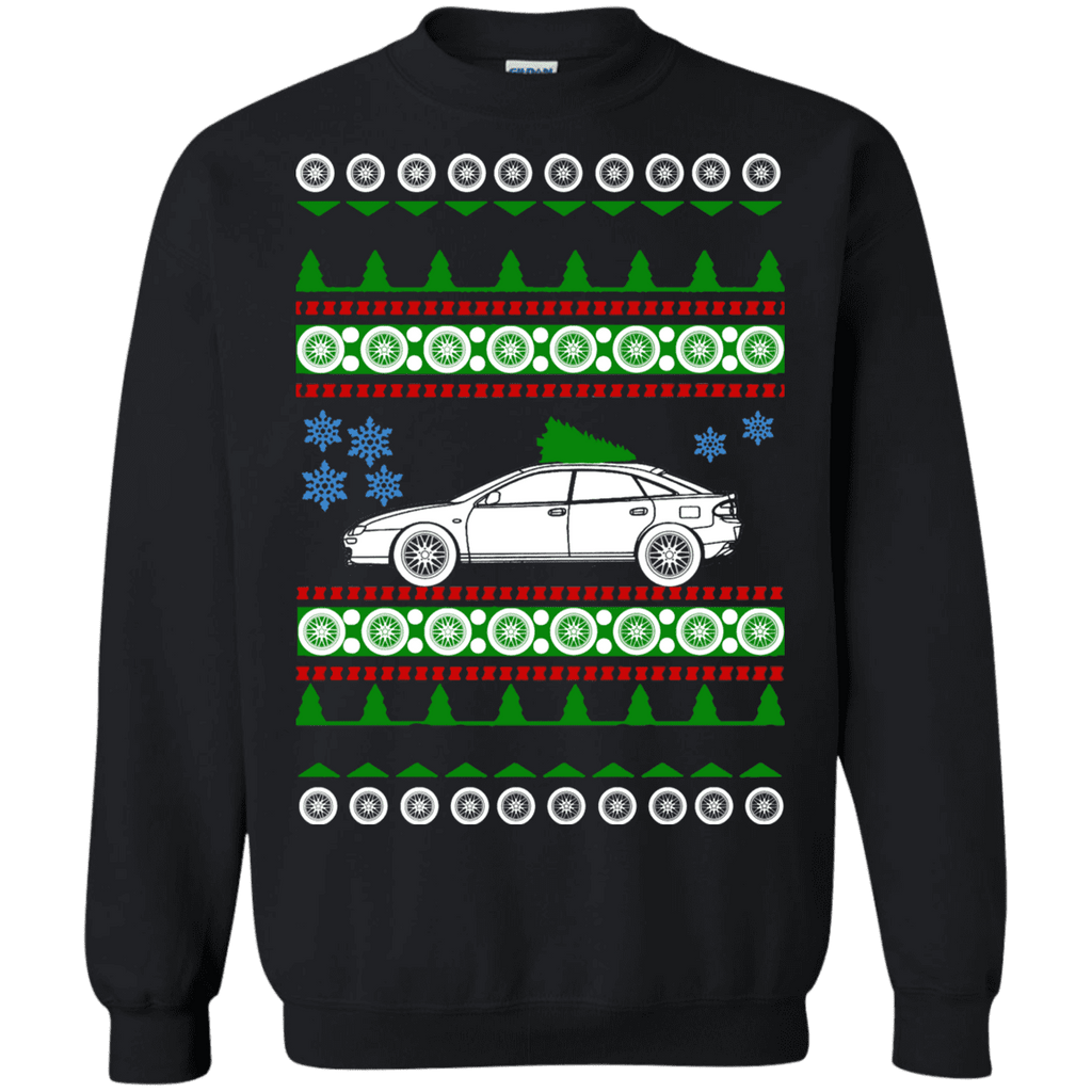 Mazda MX-3 1992 Ugly Christmas Sweater sweatshirt