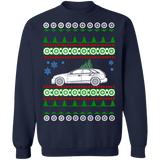 CTS-V Wagon 2012 Ugly Christmas Sweater old wheels sweatshirt