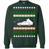 dodge charger hellcat srt ugly christmas sweater