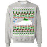 Volvo 122 Wagon Ugly Christmas Sweater