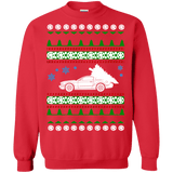 Ford Mustang GT 5th gen ugly Christmas Sweater