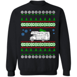 RV Motorhome Ugly Christmas Sweater sweatshirt