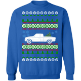 truck 1995 ford ranger ugly christmas sweater