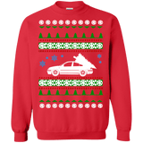 german car  Jetta mk4 ugly christmas sweater sweatshirt