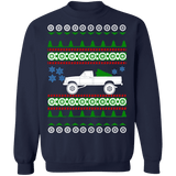 Pick Up Truck Ford F350 1997 Ugly Christmas Sweater sweatshirt