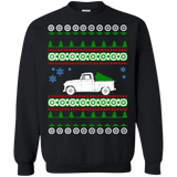 Chevy Truck 3100 1957 Ugly Christmas Sweater