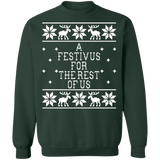 Funny Seinfeld A Festivus for the rest of us Ugly Christmas Sweater sweatshirt
