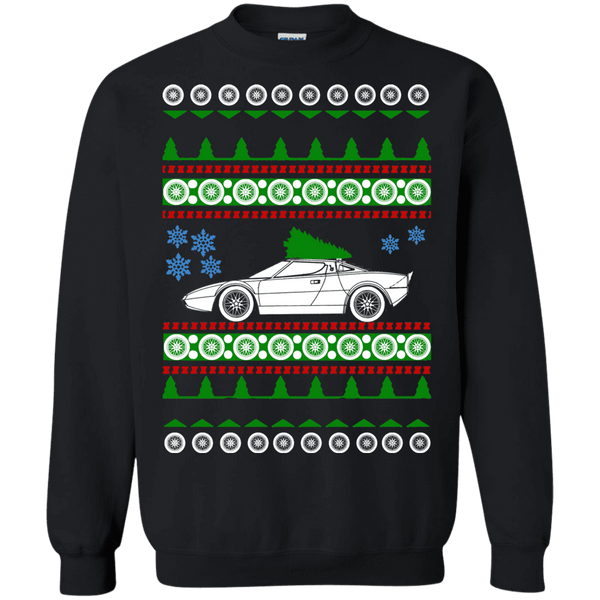 Lancia Stratos Ugly Christmas Sweater sweatshirt