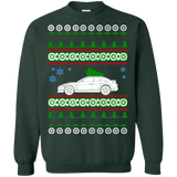 mazda rx8 ugly christmas sweater