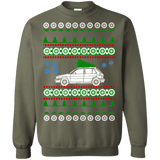 Subaru Justy Ugly Christmas Sweater sweatshirt