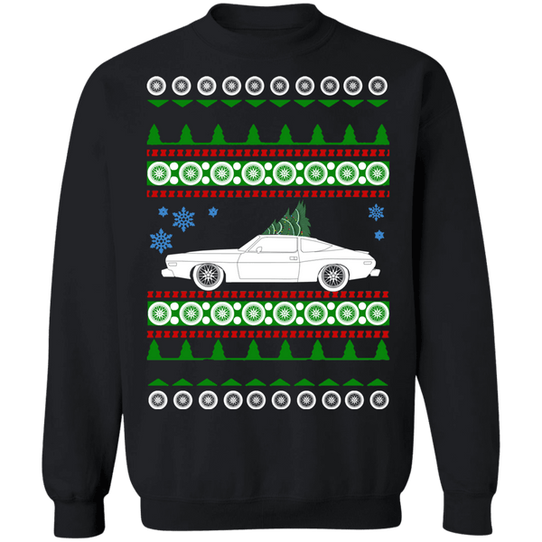 AMC Matador 1974 Ugly Christmas Sweater