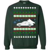 lexus IS300 ugly christmas sweater shirt