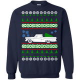 Ford Ranchero 1957 Ugly Christmas Sweater