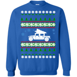 Hummer H1 Ugly Christmas Sweater