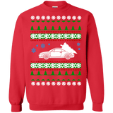 German Car Audi TT Ugly Christmas Sweater