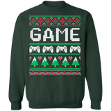 Gamer Ugly Christmas Sweater sweatshirt