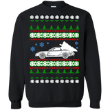 Mazda RX7 Ugly Christmas Sweater 3rd gen