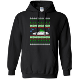 Pontiac Trans Am Ugly Christmas Sweater Hoodie sweatshirt
