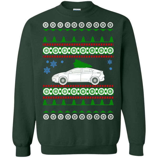 Volt Chevy 2017 Ugly Christmas Sweater