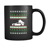 BMW E30 M3 Ugly Christmas sweater Coffee Mug