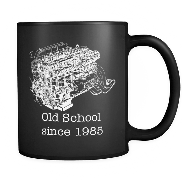Nissan RB20 Skyline Engine Old School 11oz Coffee Mug